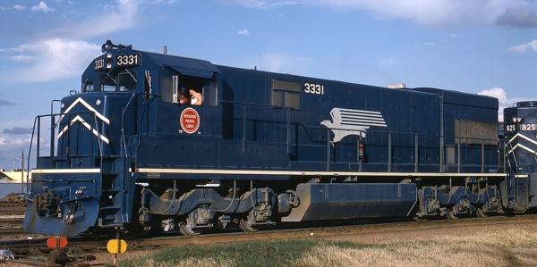 MP U30C on March 10, 1974, possibly at Pueblo, CO.