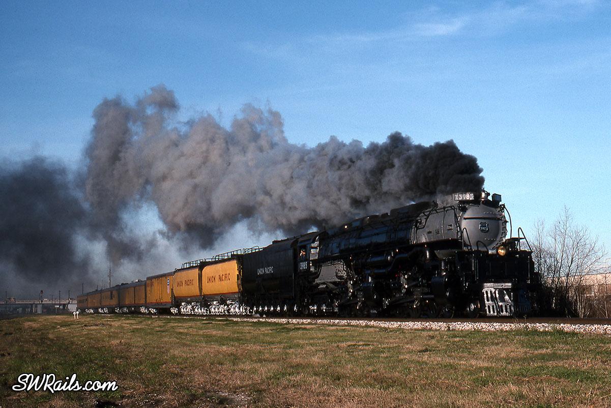 Super bowl xxxviii steam southwest rails