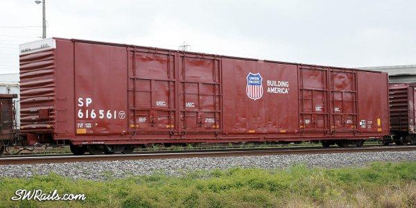 SP 616561 B-70-55 boxcar