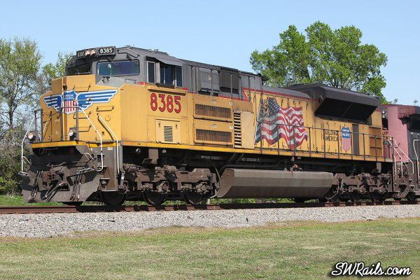 Union Pacific SD70ACe 8385