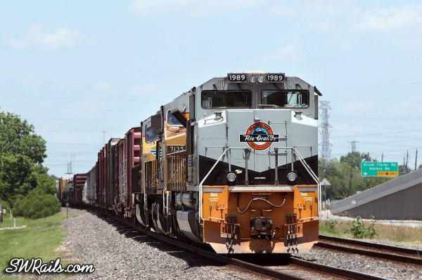 UP SD70ACe 1989