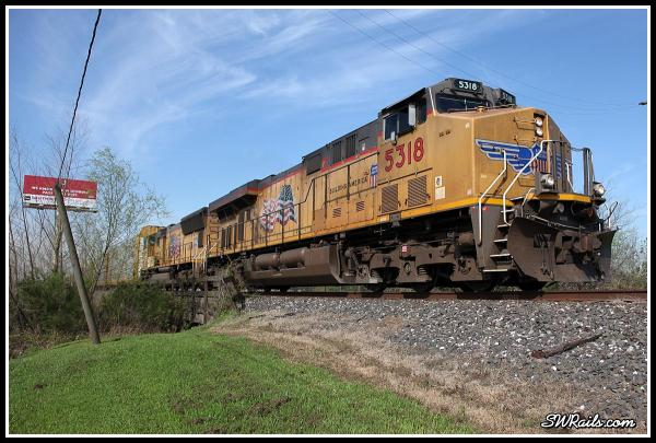 Union Pacific ILBEW