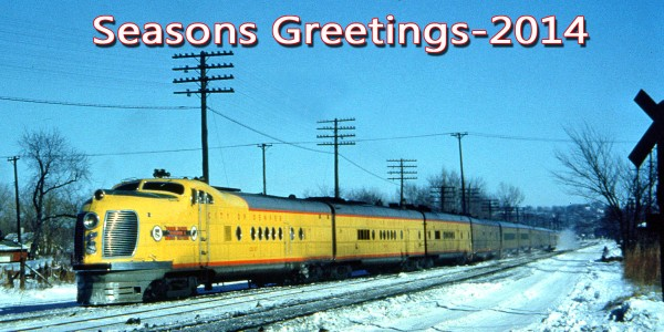 Union Pacific-City-of-Denver CD-07 streamliner