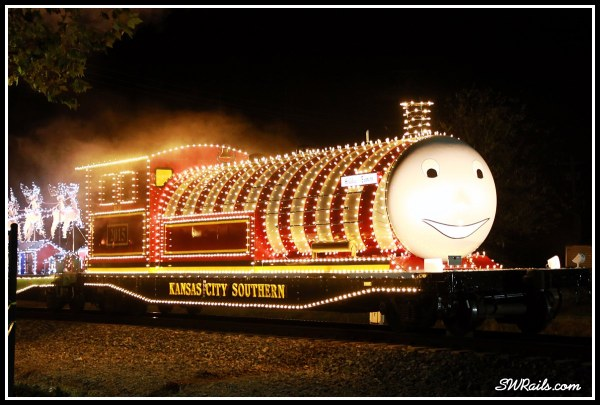 KCS 2015 Holiday Express at Wharton TX
